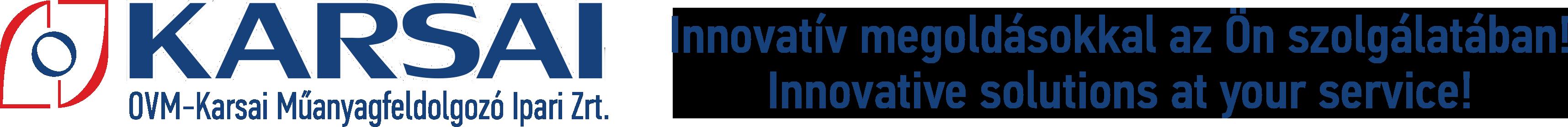 OVM-Karsai Zrt. Logo